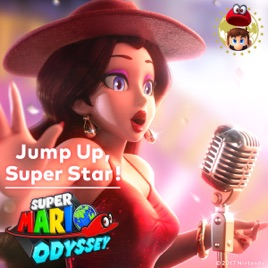 Jump Up, Super Star! (Soundtrack) - Single by The Super Mario Players  feat Kate Davis on iTunes
