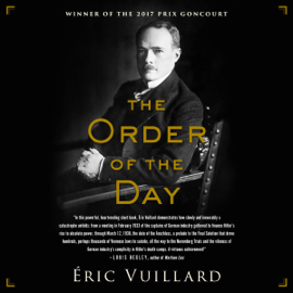 The Order of the Day (Unabridged) audiobook