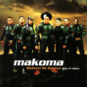 Makoma - Mokonzi Na Bakonzi - EP