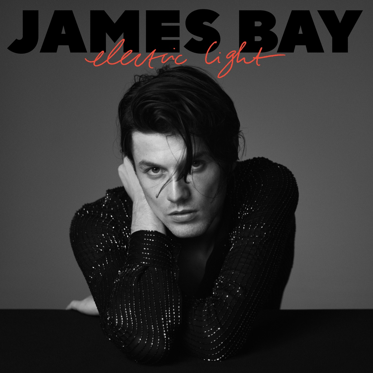 Electric Light James Bay CD cover