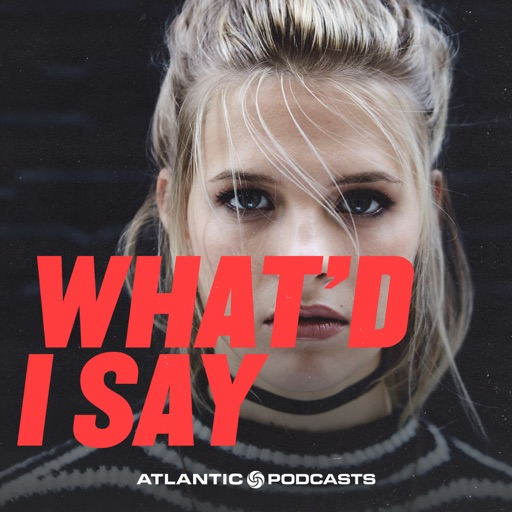 Cover image of What'd I Say