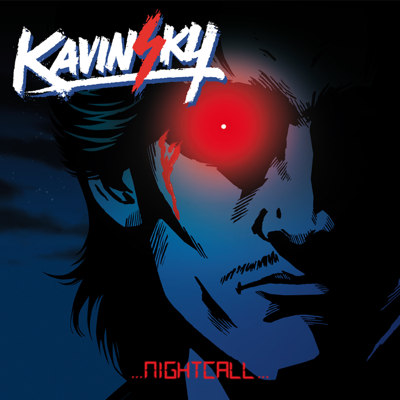 Nightcall - Kavinsky song