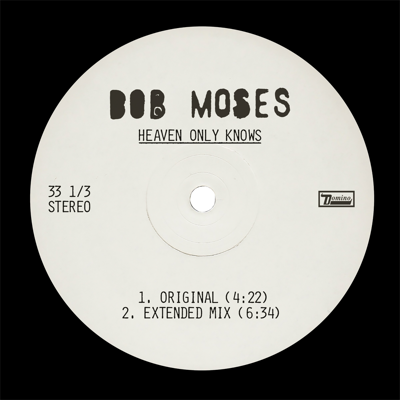 Heaven Only Knows - Bob Moses song