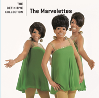 The Marvelettes - The Definitive Collection: The Marvelettes artwork