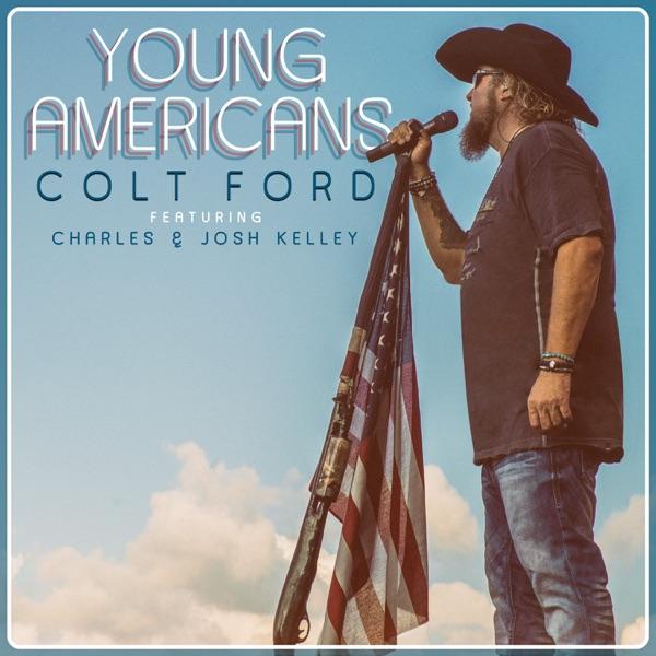 Young Americans (feat. Charles Kelley & Josh Kelley) - Single
