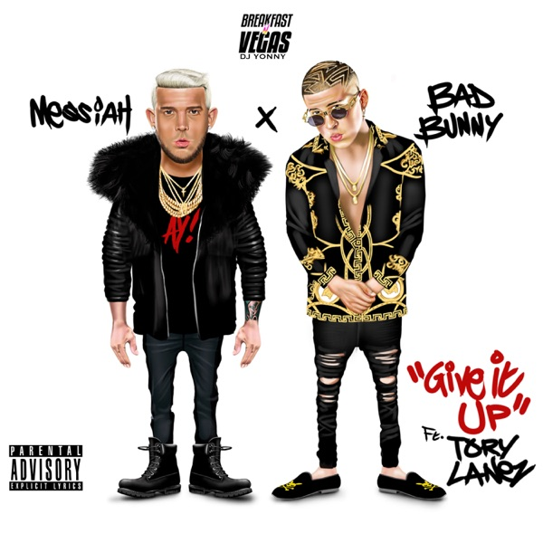 Give It Up (feat. Tory Lanez & DJ Yonny) - Single