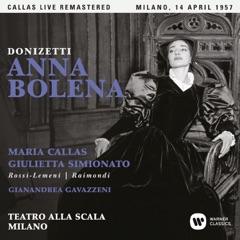 """Anna Bolena, Act 1: """"Ah! segnata è la mia sorte"""" (Anna, Giovanna, Smeton, Percy, Rochefort, Enrico, Chorus) [Live]"""