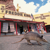 The Best Of Freddie King: The Shelter Records Years-Freddie King