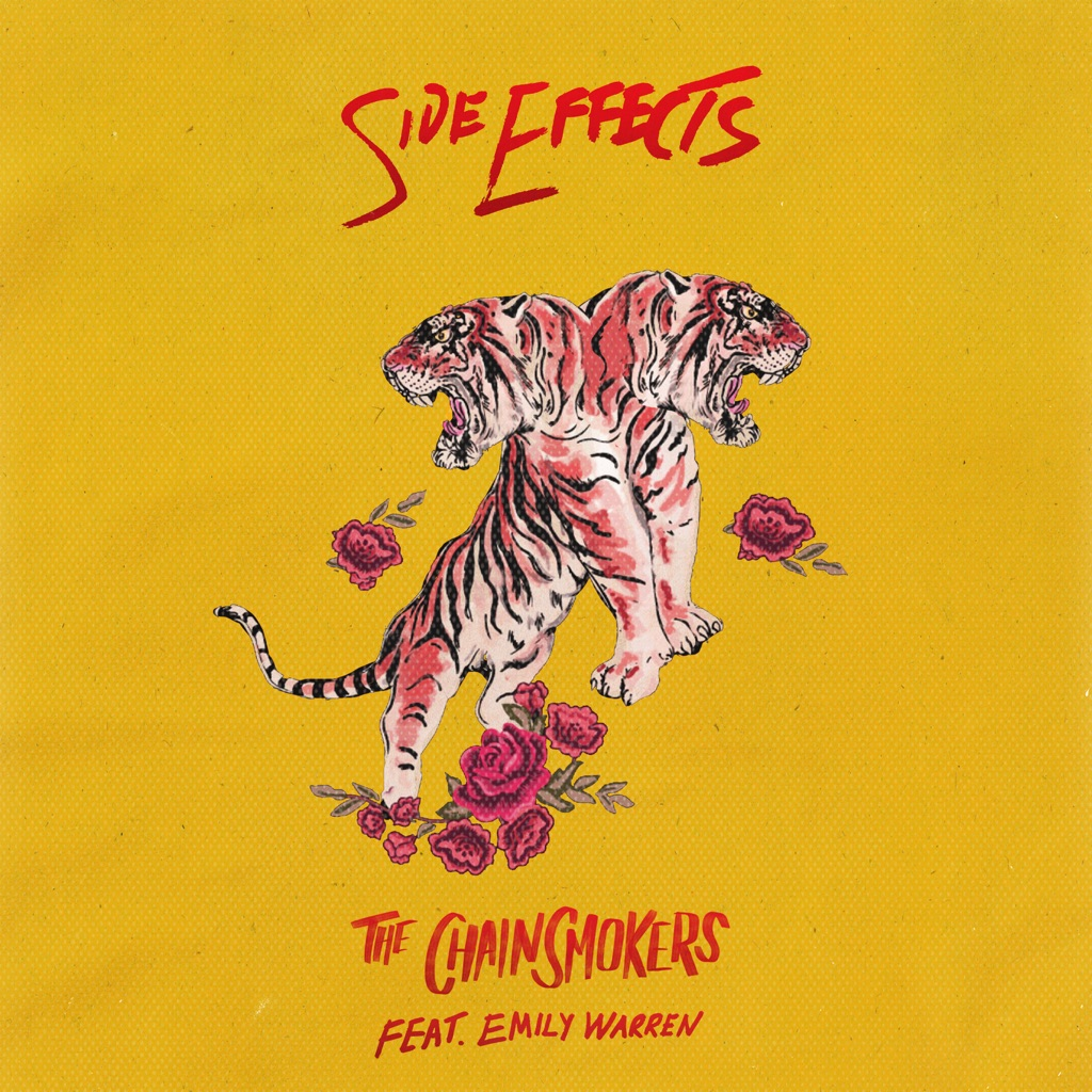 The Chainsmokers - Side Effects (feat. Emily Warren),music,Side Effects (feat. Emily Warren),The Chainsmokers