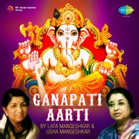 Lata Mangeshkar & Usha Mangeshkar - Ganapati Aarti artwork