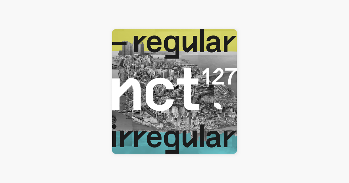 NCT #127 Regular-Irregular - The 1st Album by NCT 127