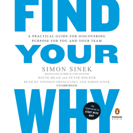Find Your Why: A Practical Guide for Discovering Purpose for You and Your Team (Unabridged) audiobook