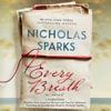 Nicholas Sparks - Every Breath  artwork