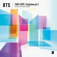 FAKE LOVE / Airplane pt. 2 - Single Mp3 Download