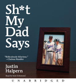 Sh*t My Dad Says audiobook