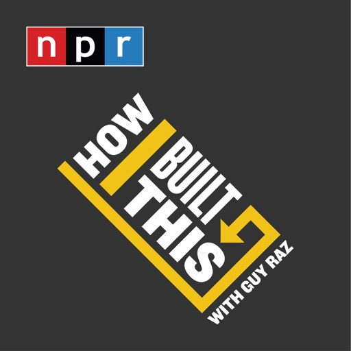 Cover image of How I Built This with Guy Raz