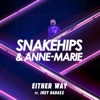 Either Way (feat. Joey Bada$$) - Single, Snakehips & Anne-Marie