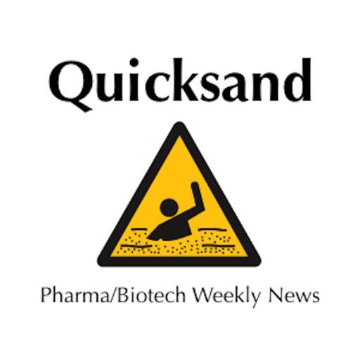 Cover image of Quicksand Pharma/Biotech Weekly News