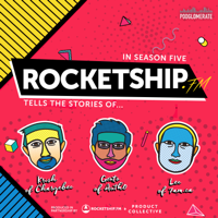 Podcast cover art for Rocketship.fm
