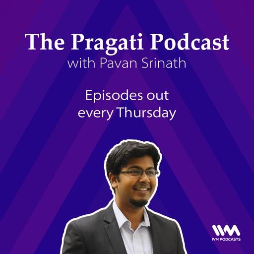 Cover image of The Pragati Podcast