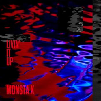 MONSTA X - Livin It Up Single Album Reviews