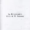 Cali y El Dandee - La Estrategia ilustración