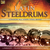 London All Stars Steel Band - Latin Steeldrums artwork