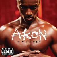 Akon - Locked Up artwork