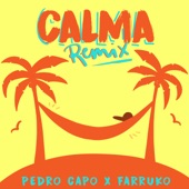 Calma (Remix) artwork