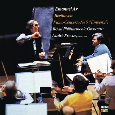 """Beethoven: Piano Concerto No. 5 """"Emperor"""" & Fantasia in C Minor, Op. 80 - Royal Philharmonic Orchestra"""