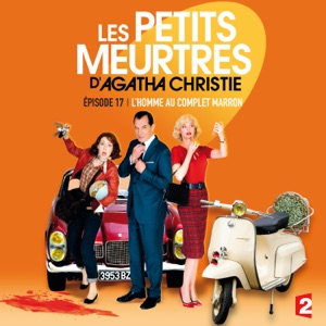 Les petits meurtres d'Agatha Christie, Saison 2, Ep 17 : L'homme au complet marron - Episode 1
