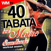 40 Tabata Best Movie Soundtracks Workout Session (20 Sec. Work and 10 Sec. Rest Cycles With Vocal Cues / High Intensity Interval Training Compilation for Fitness & Workout)