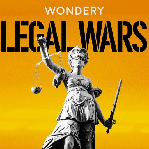 Cover image of Legal Wars