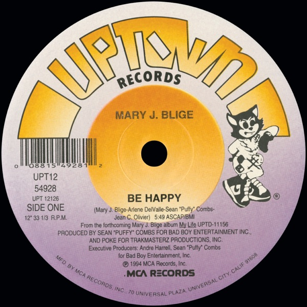 Be Happy (Remixes) - EP