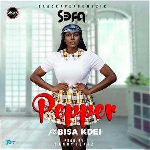 Sefa - Pepper feat. Bisa Kdei