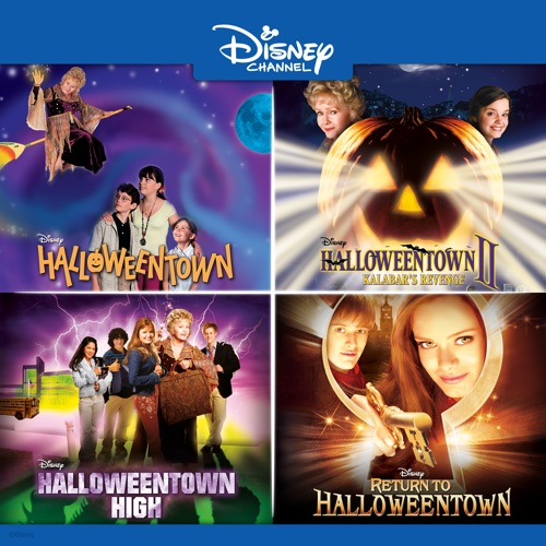 Halloweentown: 4-Movie Collection movie poster