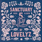 SANCTUARY  The 5th Mini Album-Lovelyz