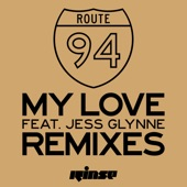 My Love (feat. Jess Glynne) [Maison Sky Remix] artwork