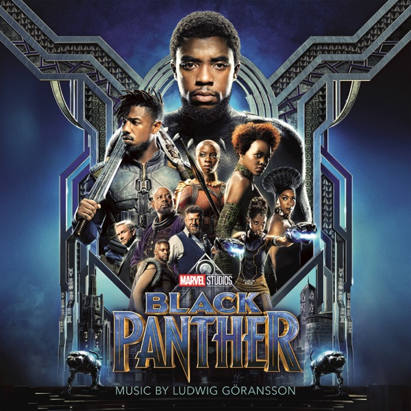 Black Panther (Original Score) album image
