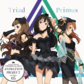 Trancing Pulse/Triad Primus [渋谷凛 (CV: 福原綾香)×神谷奈緒 (CV: 松井恵理子)×北条加蓮 (CV: 渕上 舞)]ジャケット画像