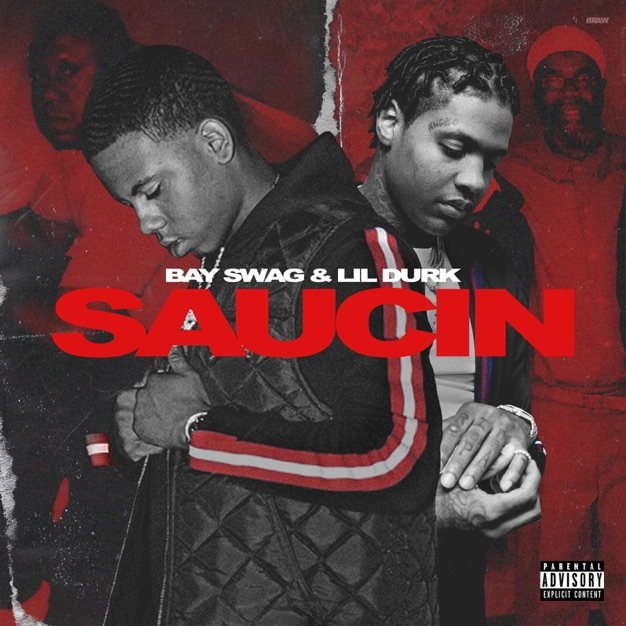 Bay Swag – Saucin (Remix) [feat. Lil Durk] m4a