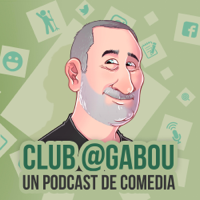 Podcast cover art for Club @gabou