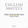 The Gesualdo Six & Owain Park - English Motets  artwork