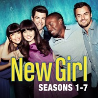 New Girl, The Complete Series (iTunes)