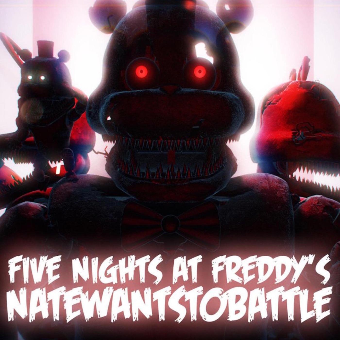 NateWantsToBattle - Five Nights at Freddy's (2015)