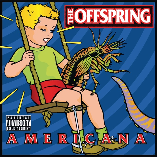 The Offspring mit Pretty Fly (For a White Guy)
