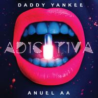Daddy Yankee & Anuel AA - Adictiva artwork