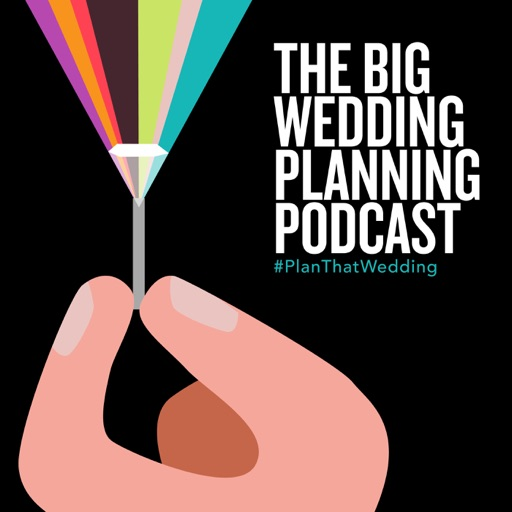 Cover image of The Big Wedding Planning Podcast