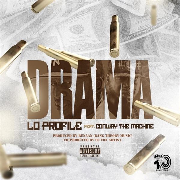 Drama (feat. Conway the Machine) - Single