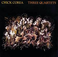 Chick Corea - Three Quartets (Reissue) artwork